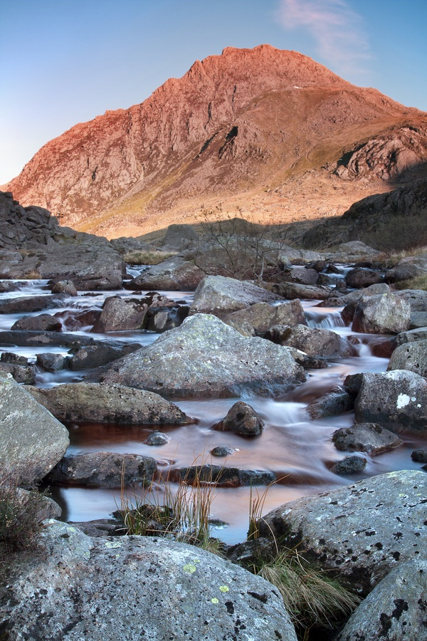Tryfan, Snowdonia National Park, Wales