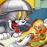 Funny Tom and Jerry Cartoon HD Wallpapers Pictures