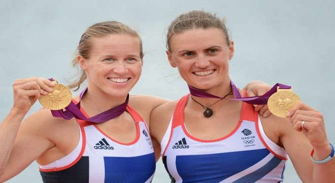 Helen Glover MBE - Olympic women's pair rowing champion. http://champions-speakers.co.uk/speakers/olympians-sports/helen-glover-mbe