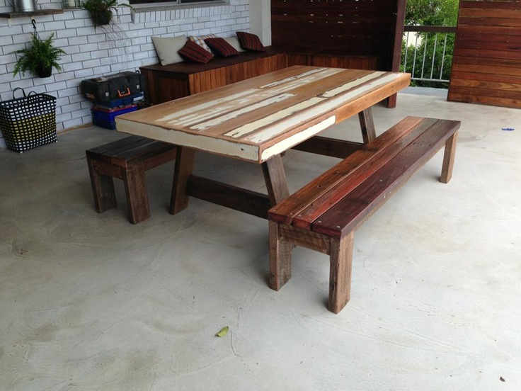 Recycled Timber Furniture Www.recycledbyluke.com.au Part 65