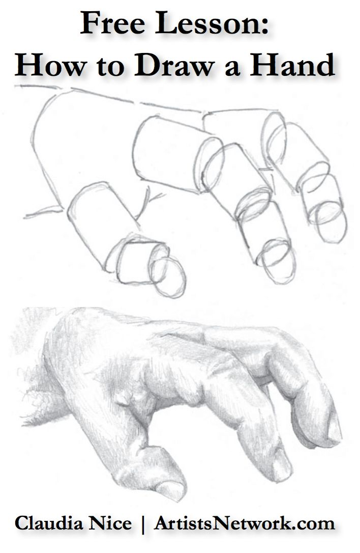 """Excellent advice on how to """"see past preconceived ideas"""" for drawing and art, from Claudia Nice & ArtistsNetwork.com"""