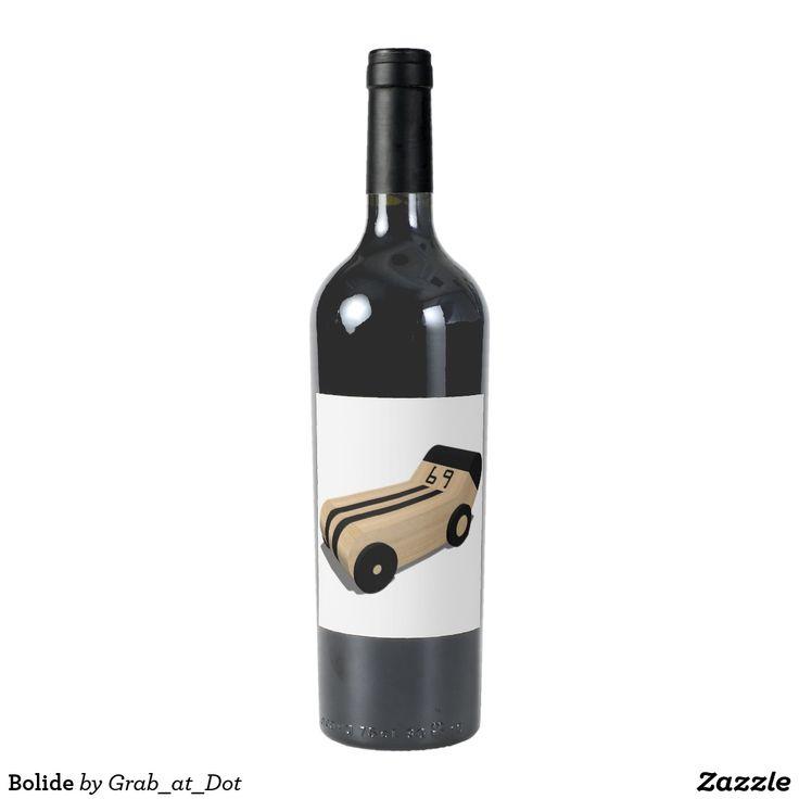 Bolide Wine Label