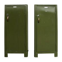 Pair of Otis Elevator Company Cabinets C1930 | Rejuvenation #vintagelove #vintagedecor #vintage #vintagecreative #interiordesign #homedecor #upcycled #antique #salvage