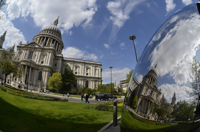 St Paul's - Reflection