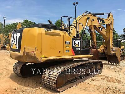 2012 CATERPILLAR 329EL Hydraulic Excavators
