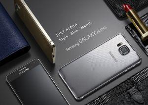 Samsung lanseaza Galaxy Alpha