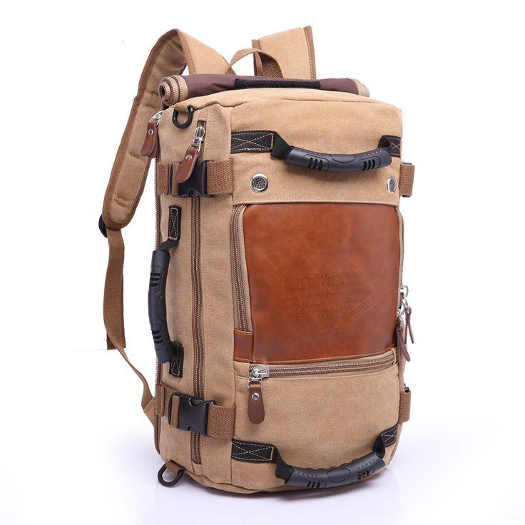 Stylish Travel Large Capacity Backpack For Men //Price: $44.95 & FREE Shipping //