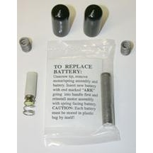 Spare Parts Kit & Battery for Z-Vibe®Double Z Vibes, Replacement Battery, Oral Motors, Battery Separation, Achievement Products