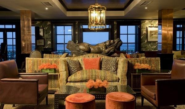 The Leopard Bar, Twelve Apostles Hotel
