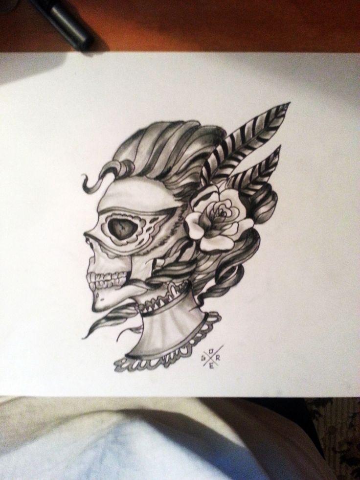 Artgore Tattoo design Dead Girl https://www.youtube.com/watch?v=AjIZbvYXqQ4