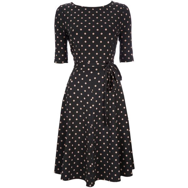 33 best Polka Dot Dresses images on Pinterest