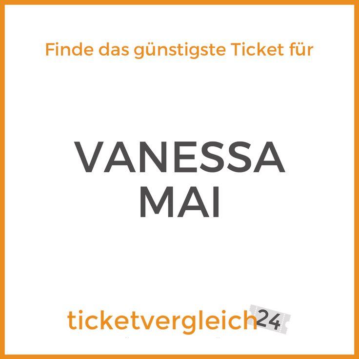 Ihr möchtet Vanessa Mai live erleben?  Dann sichert euch schnell Tickets für ihre Deutschland-Tournee: www.ticketvergleich24.de/artist/vanessa-mai/   #ticketvergleich24 #vanessamai #tickets #konzert