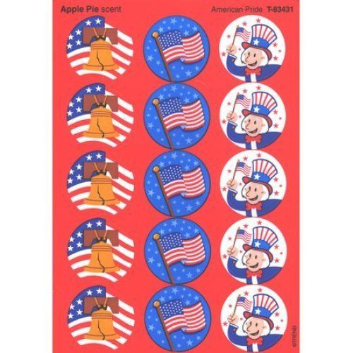 cool American Pride Scratch and Sniff Stickers  (Apple Pie)   Check more at http://harmonisproduction.com/american-pride-scratch-and-sniff-stickers-apple-pie/
