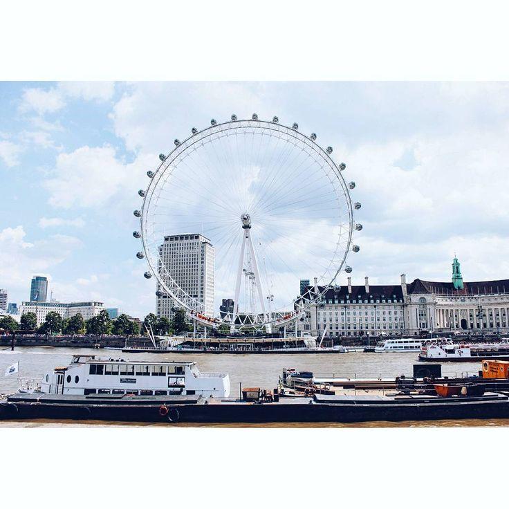 #streetsoflondon #londoneye #iconiclondon #visionlondon #london #summerinlondon #july #vscocam #vsco #instago #instagood…