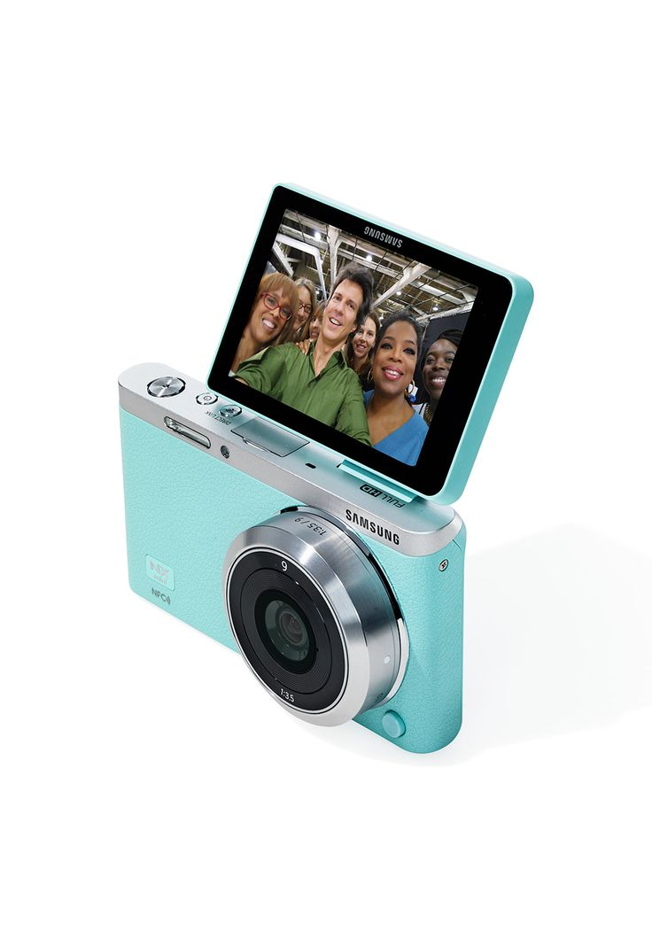 NX Mini Camera || Double-click to see the other 72 picks for Oprah's Favorite Things 2014 ...