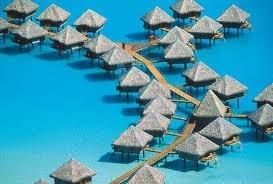 bora bora islands....absolutely on my list