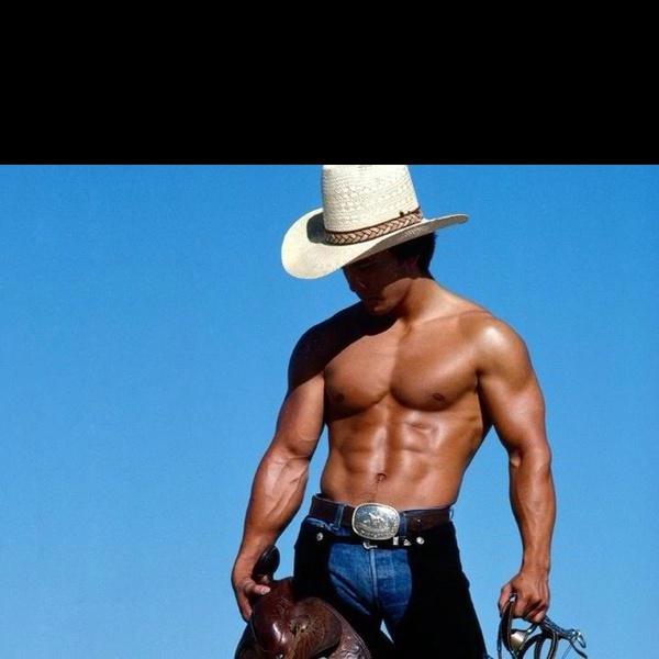 Save a horse, ride a cowboy!