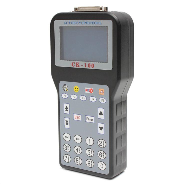 CK-100 Auto Car Key Programmer V99.99 CK100+ SBB Key Programmer Sale - Banggood.com