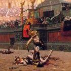 Gladiatoren tijdens het Romeinse Rijk