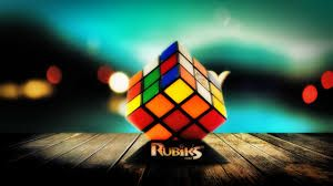 Image result for rubiks cube wallpaper