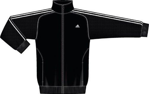 adidas Men's Layup Jacket, Black/White, X-Large/Tall by adidas. $34.99. About adidas                The vision of company founder Adolf Dassler has long become reality, and his corporate philosophy the guiding principle for successor generations. The idea was as simple as it was brilliant. Adi Dassler's aim was to provide every athlete with the best possible equipment. It all began in 1920, when Adi Dassler made his first shoes using the few materials availa...