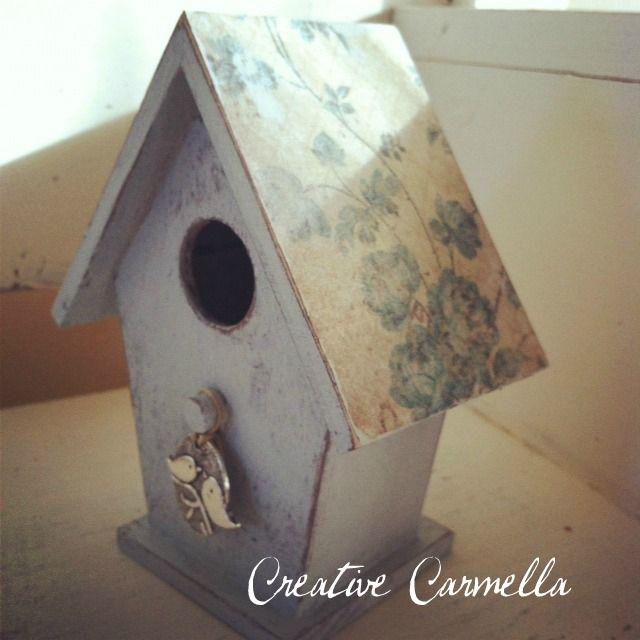 Creative Carmella: For the Birds....