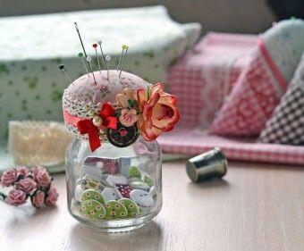 Способы изготовления оригинальных игольниц своими руками - http://vipmodnica.ru/sposoby-izgotovleniya-originalnyh-igolnits-svoimi-rukami/