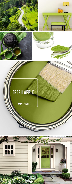 Best 25+ Green kitchen walls ideas on Pinterest | Green living room walls,  Green kitchen paint and Green paint colors