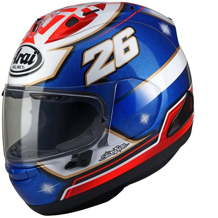 Arai RX-7V Pedrosa Samurai Replica 2017 Collection