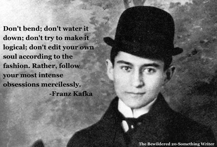 loneliness in the work of franz Franz kafka's loneliness by marthe robert, translator ralph manheim,  to  examine any one work of kafka's on its own, in the form he gave it.