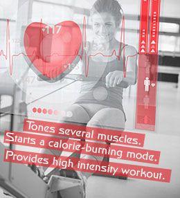row machine workout benefits