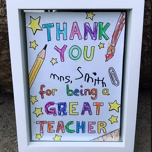 "#feedbackfriday ""This was perfect! My son's teacher loved it and my 5 year old had sooo much fun colouring it!"" ⭐⭐⭐⭐⭐. It's so lovely to hear from a happy customer and receive this picture of the printable colour in card she purchased from my Etsy shop - didn't her son do a great job of colouring it in?!   #etsyseller #etsy #etsyselleruk #printable #printablecard #designer #smallbusiness #colourin #colouringin #kidscoloring #colorin #thankyou #thankyouteacher #teacherappreciation…"