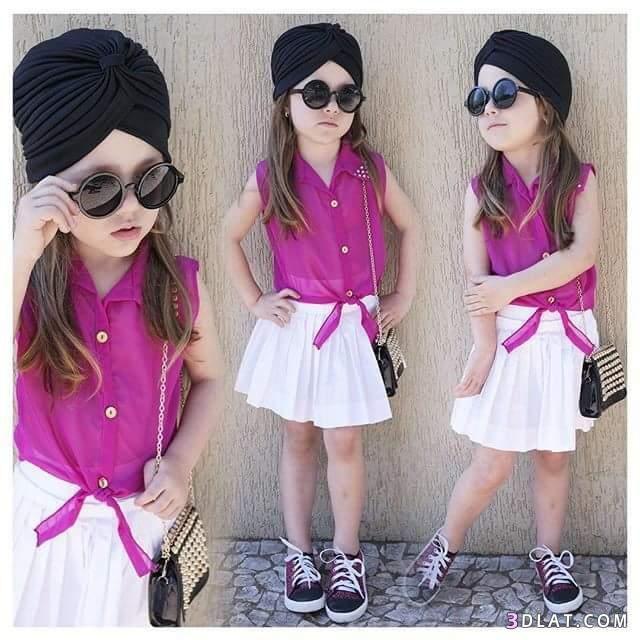 ملابس أطفال بناتي تركي 2018 أزياء أطفال 3dlat Com 24 18 6b7d Fashion Insta Fashion Party Fashion