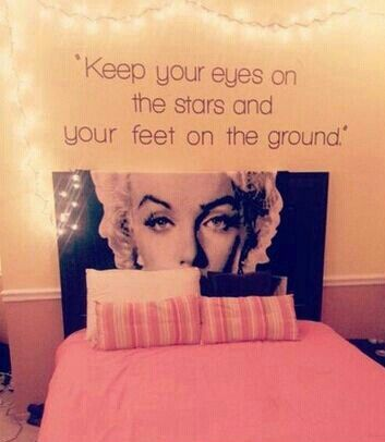 Nice Cute Teenage Girl Room Ideas Marilyn Monroe, Pink, Comfortable, Cozy Rachel  Thompson Amazing Ideas