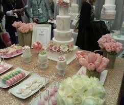 Wedding favour display.
