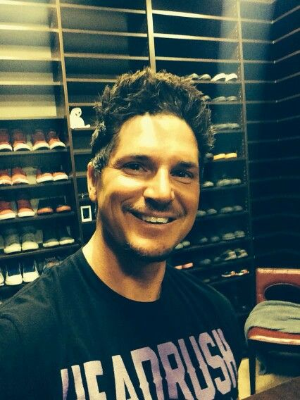 Ghost Adventures: Zak Bagans...such a cutie pie!