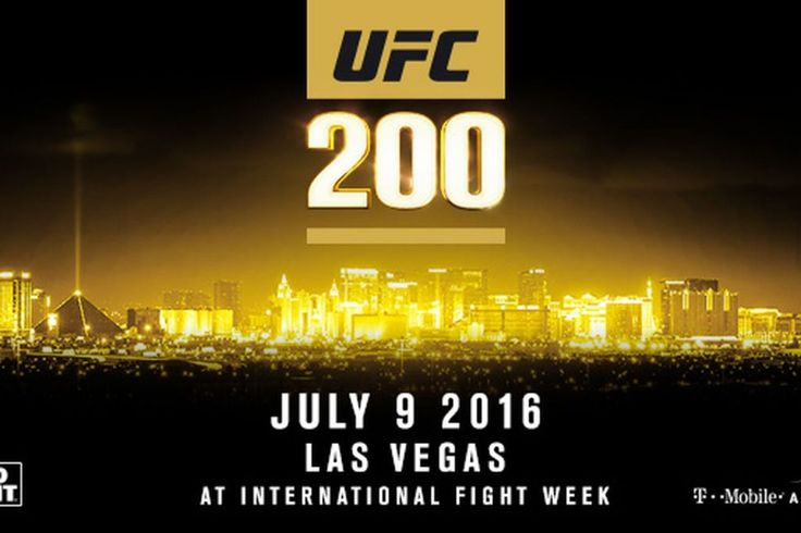 UFC 200 MMA Fight Night Events is the upcoming events on 7/9/2016 in Las Vegas. Get all UFC 200 MMA Fight Night Events and tickets from Absurdcode Live.