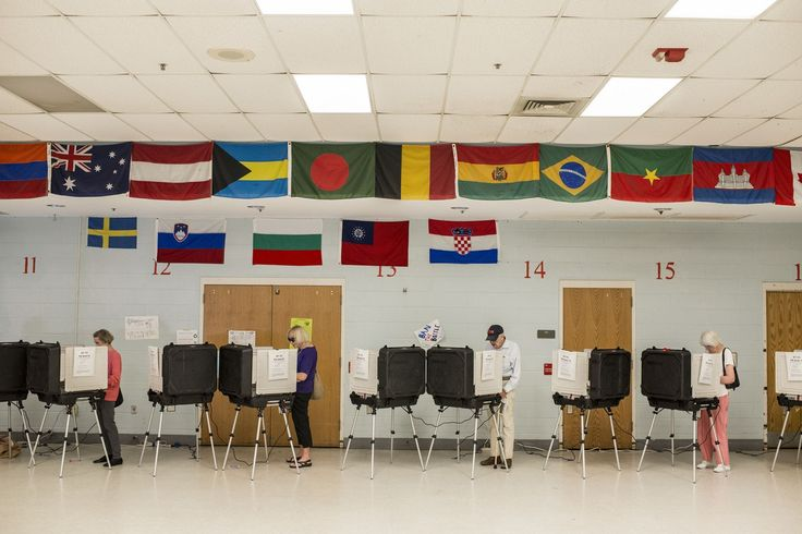GOP-led Montgomery County election board shifts early-voting sites - The Washington Post. How many ways can the GOP cheat?