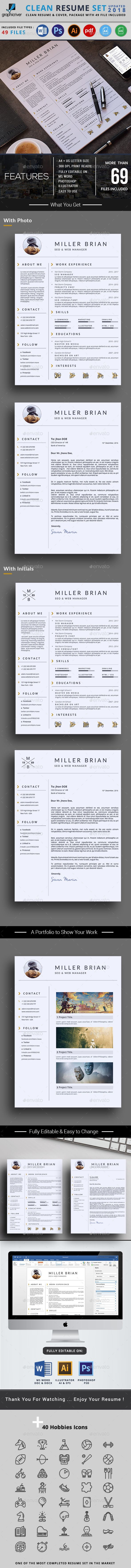 3823 best Resume Templates images on Pinterest | Resume templates ...