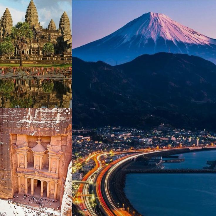 5 year goal: travel to the following places: 1. Cambodia 2. Jordan 3. Japan
