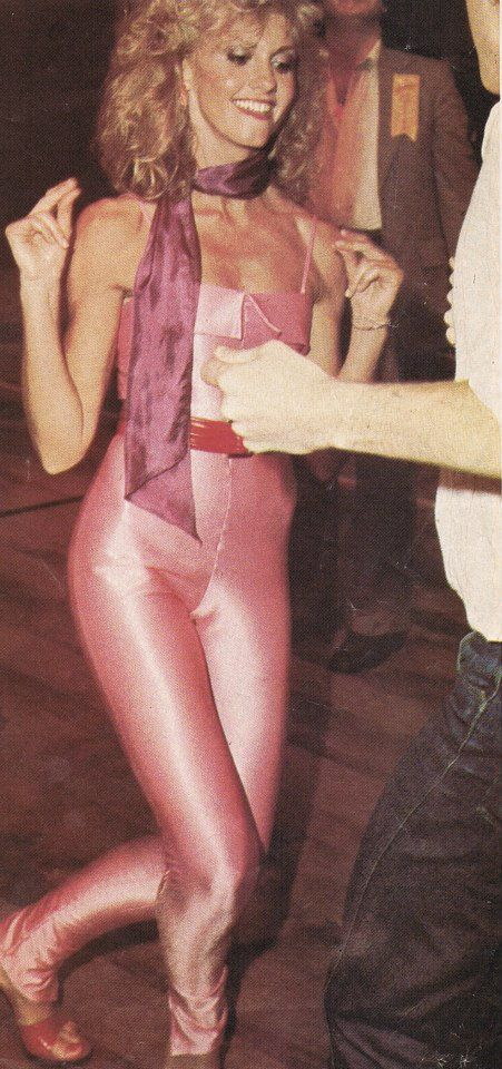 Olivia Newton John - Grease premier after party - Studio 54