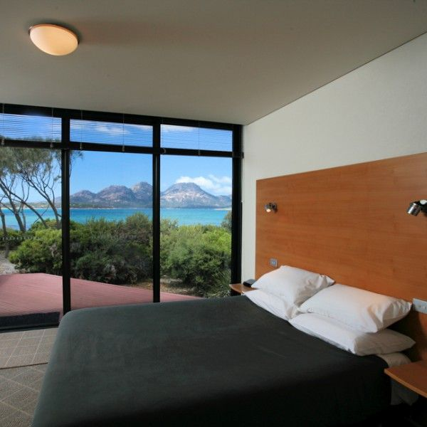 Freycinet Accommodation - Edge of the Bay, Coles Bay, Wineglass Bay
