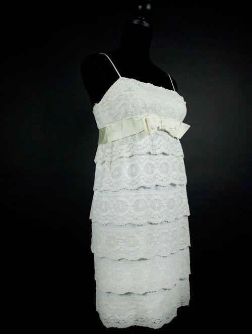 1960 Robe de mariée d'autrefois