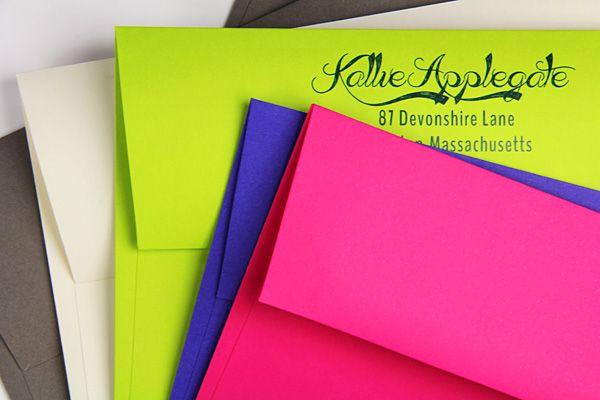 Sizes Of Envelopes - Wedding & Invitation Envelope Sizes