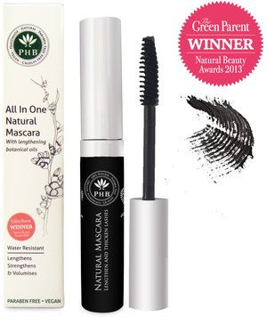 PHB Ethical Beauty Mineral Miracles Natural Mascara