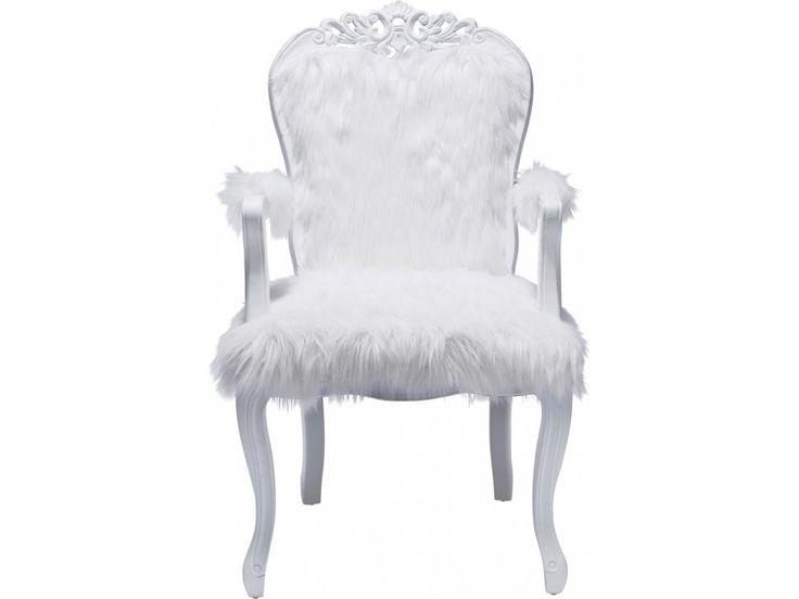 Fotel Romantico — Fotele Kare Design — sfmeble.pl