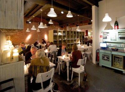 Josephine's Restaurant in Antwerpen.