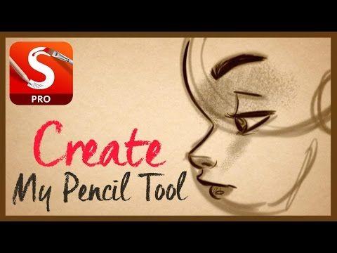 Warm Up Drawings In Sketchbook Pro - YouTube