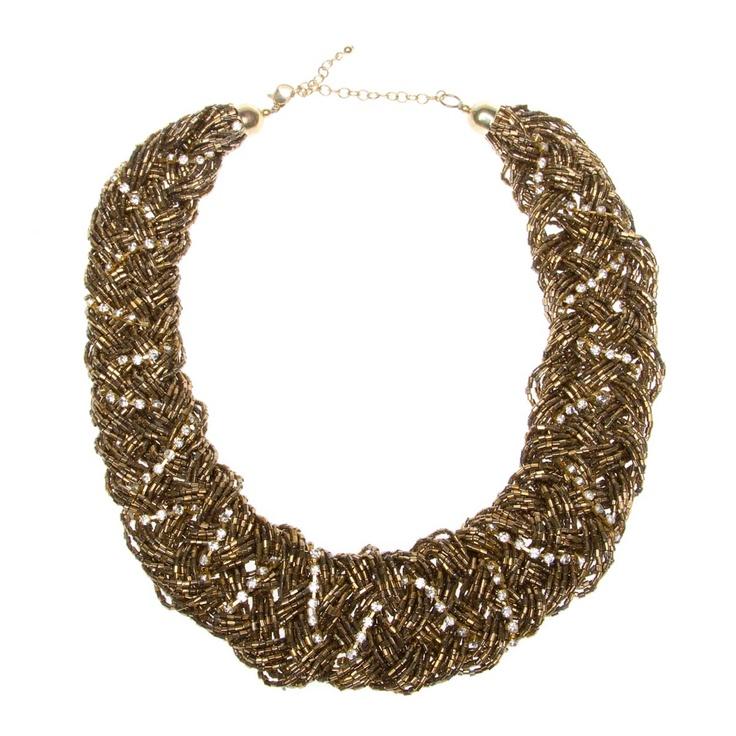 braid the way statement necklace