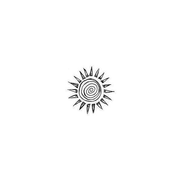 #Tattoo Verwenden Sie Ihren Daumen als Sonnenmitte Stöbern Sie in über 7.500 …